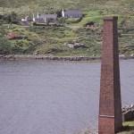 Norska valfångststationen. South Harris