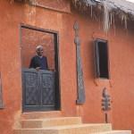 Ashantihus. Kumasi (U)