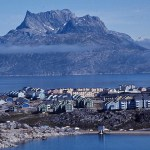 Berget Sermitsiak. Nuuk
