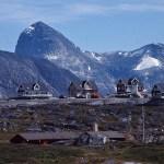 Berget Hjortetaggen. Nuuk