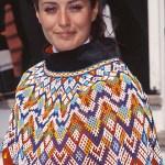 Grönländsk kvinna. Nuuk