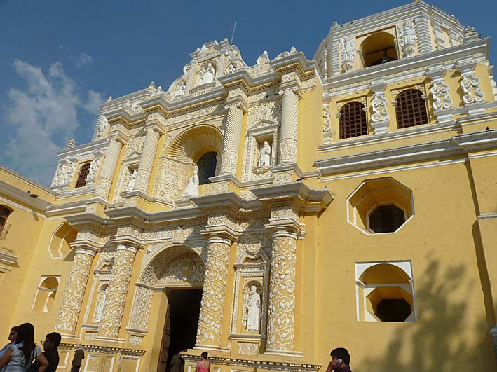 Iglesia La Merced. Antigua (U)