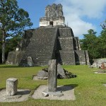 Templo II. Tikal (U)