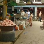 Marknad. Tela