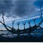 "Vikingaskeppet ""Sun Craft"". Reykjavik"