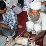 Ädelstensslipare. Agra