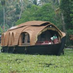 Husbåt. Backwaters