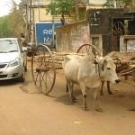 Gammal och ny teknik. Bishnupur