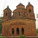 Jor Bangla-templet. Bishnupur