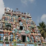 Parthsarathi templet. Chennai