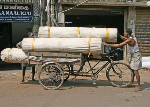 Mattransport. Chennai