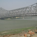 Howrah Bridge. Kolkata