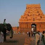 Brihadisvara templet. Thanjavur (U)