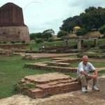Dhamekstupan. Sarnath