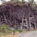 Klippgravar. Toraja