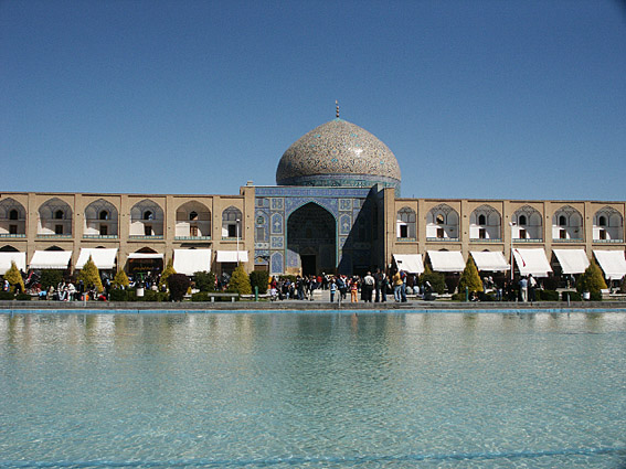 Imamtorget. Esfahan (U)