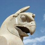 Gripstaty. Persepolis (U)