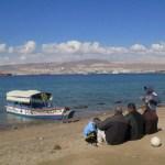 Strandliv. Akaba