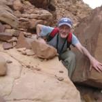 Vandringsleden. Wadi Rum (U)