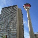 Calgary Tower. Calgary