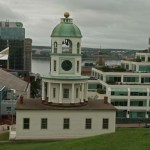 Clock Tower. Halifax (NS)