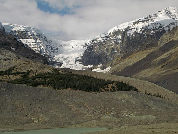 Columbia Ice Field. Icefield Pwy (U)