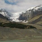 Columbia Ice Field. Icefield Pwy (U)