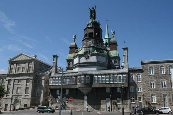 Chapelle Notre-Dame. Montreal (QE) (U)