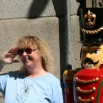 Tysk turist. Montreal (QE)