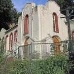 Scandinavian Church. Nelson