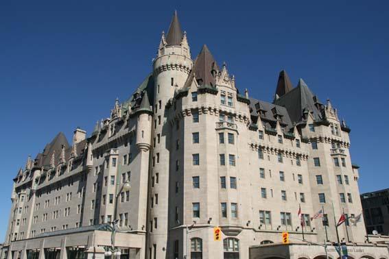 Fairmont Hotel. Ottowa (ON)