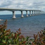 Confederation Bridge till PEI