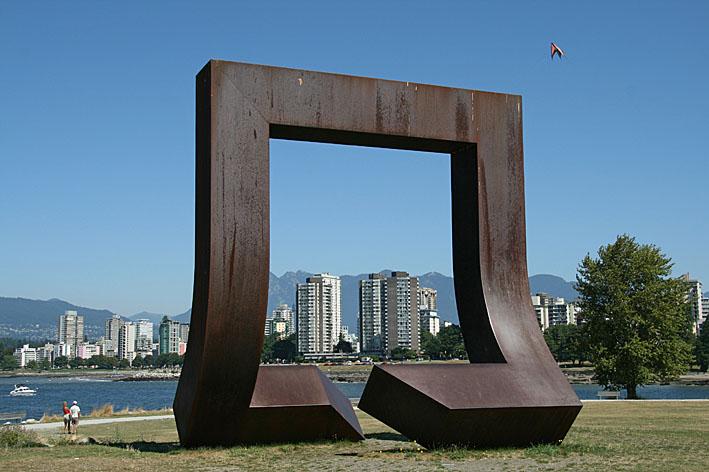 Monument. Vancouver