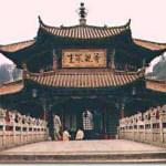 Yan Tong-templet. Kunming
