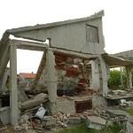 Bombat hus. Islam Griski