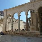 Diocletianus palats. Split (U)