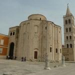 S:t Donats kyrka, 800-talet. Zadar