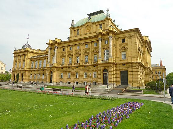 Nationalteatern. Zagreb