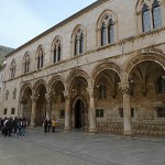 Rektorspalatset. Dubrovnik (U)