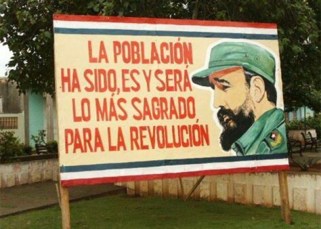 Fidel Castro-citat. Baracoa