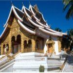 Tempel. Luang Prabang (U)