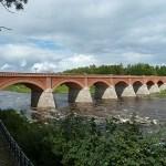 Den gamla bron. Kuldiga