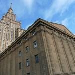 """""""Stalins födelsedagstårta"""". Riga"""