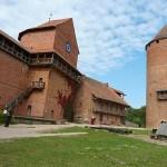 Slottet Turaida. Sigulda