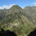 Leden mellan Eira do Serrado och Curral das Freiras