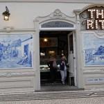 Restaurang Ritz. Funchal