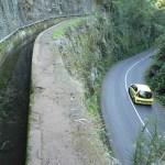 Levada Dos Tornos mellan Monte och Camacha