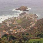 Vy över Porto Moniz