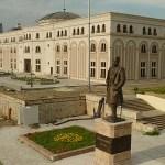 Museum. Skopje