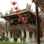 Hainan templet. Georgetown